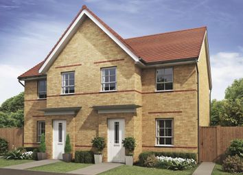 "Thumbnail 3 bed semi-detached house for sale in ""Palmerston"" at Llantarnam Road, Llantarnam, Cwmbran"