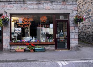 Thumbnail Retail premises for sale in 1 King Street, Kingussie