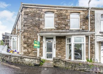 Thumbnail 3 bed end terrace house for sale in Banwell Street, Morriston, Swansea
