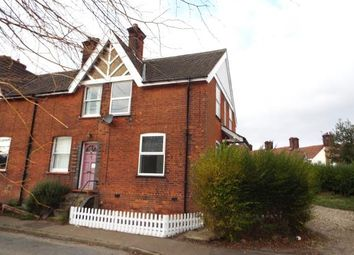 Thumbnail 3 bed end terrace house for sale in Melton Constable, Norfolk, England