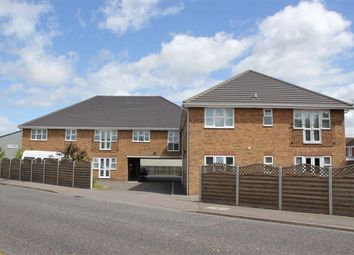 Thumbnail 1 bed flat to rent in Bakers Court, Wickford, Essex