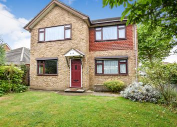 Rayleigh Road, Hadleigh, Benfleet SS7. 4 bed detached house