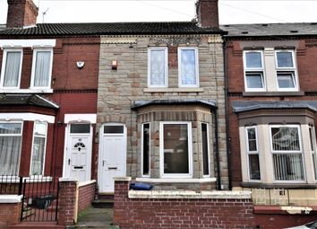 Thumbnail 3 bedroom terraced house for sale in Royal Avenue, Doncaster