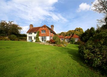 Thumbnail 6 bedroom detached house for sale in Church Lane, Danehill, Haywards Heath, East Sussex