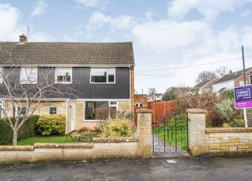Thumbnail 4 bed semi-detached house for sale in Hilldale Road, Backwell