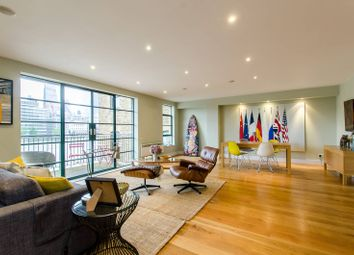 Thumbnail 2 bed flat to rent in Horseshoe Wharf, London Bridge
