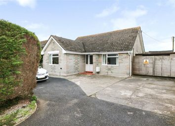 Thumbnail 4 bed detached bungalow for sale in Hugus Road, Threemilestone, Truro