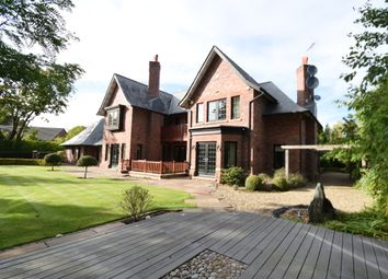 Thumbnail 5 bed detached house to rent in Park Lane, Hale, Altrincham