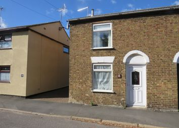 Thumbnail 2 bed semi-detached house for sale in Hallcroft Road, Whittlesey, Peterborough