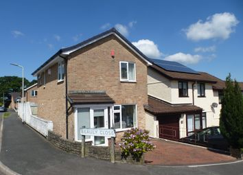 Thumbnail 3 bed link-detached house for sale in Beauly Close, Plympton, Plymouth