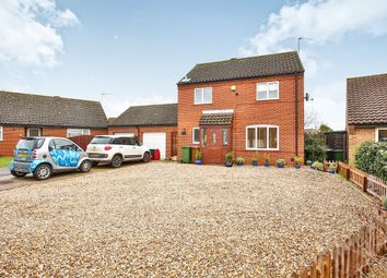 Thumbnail 3 bedroom detached house for sale in Brancaster Way, Swaffham