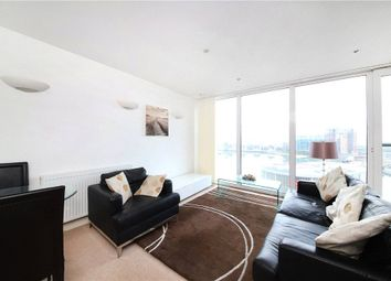 Thumbnail 1 bed flat to rent in Adriatic Apartments, 20 Western Gateway, London