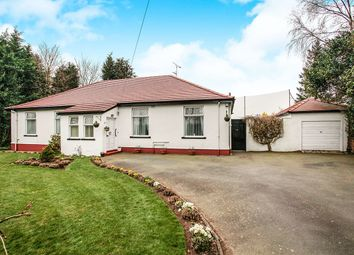 Thumbnail 3 bed bungalow for sale in Dalbeattie Road, Dumfries