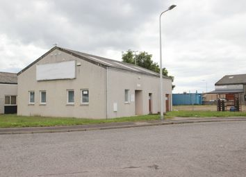 Thumbnail Commercial property to let in Tyock Industrial Estate, Elgin