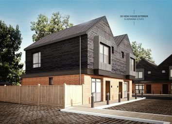 Thumbnail 3 bed semi-detached house for sale in Lower Mead Close, Henham, Bishop's Stortford