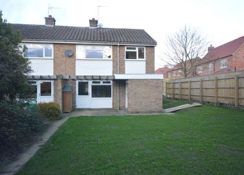 Thumbnail 3 bed semi-detached house to rent in Newark Road, South Hykeham, Lincoln