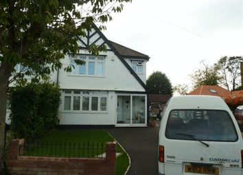 Thumbnail 3 bedroom property to rent in Wellington Walk, Westbury On Trym