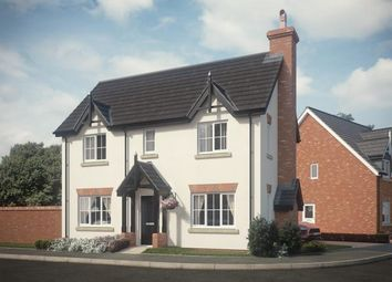 Thumbnail 3 bedroom detached house for sale in Chester Road, Hinstock, Shropshire