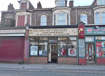 Thumbnail Retail premises for sale in 169 Bedford Road, Birkenhead