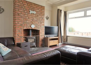 Thumbnail 4 bed terraced house for sale in South Promenade, Withernsea