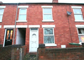 Thumbnail 2 bed terraced house for sale in Ray Street, Heanor