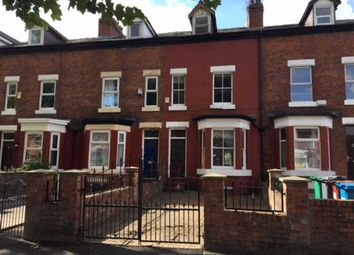 Thumbnail 4 bed terraced house for sale in Birch Lane, Longsight, Manchester