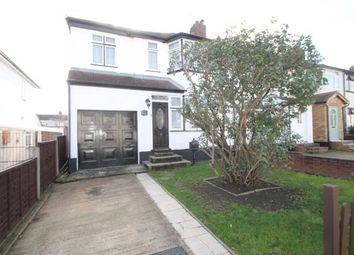 Thumbnail 4 bed semi-detached house for sale in Tyrrell Avenue, Welling, .