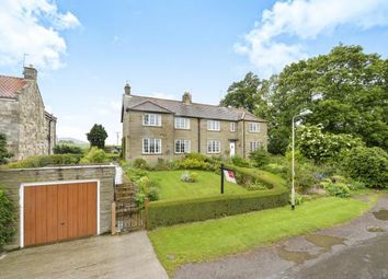 Thumbnail 3 bedroom semi-detached house for sale in Carlton-In-Cleveland, North Yorkshire, Ny