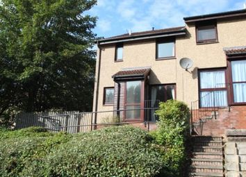 Thumbnail 1 bed end terrace house for sale in Cowal Crescent, Glenrothes, Fife