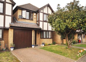 4 bed link-detached house for sale in The Cygnets, Staines Upon Thames, Surrey TW18