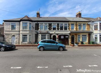 Thumbnail 1 bedroom flat to rent in Trevethick Street, Cardiff