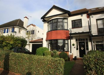 Thumbnail 4 bedroom semi-detached house for sale in Mount Avenue, Westcliff-On-Sea