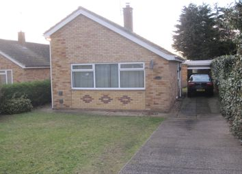 Thumbnail 2 bedroom bungalow to rent in Sandgalls Road, Lakenheath