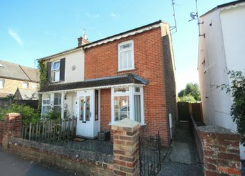 Thumbnail 2 bed semi-detached house for sale in Depot Road, Horsham