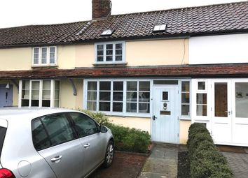 Thumbnail 2 bed terraced house to rent in Bere Lane, Glastonbury
