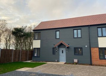 Thumbnail 3 bed end terrace house to rent in Wainscot Drive, Bradwell, Great Yarmouth