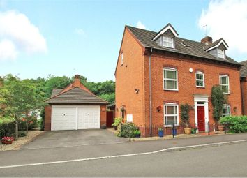 Thumbnail 5 bed detached house for sale in Clos Llysfaen, Lisvane, Cardiff