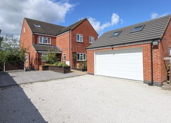 Thumbnail 5 bed detached house for sale in Stretton Road, Clay Cross, Chesterfield