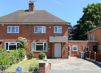 Thumbnail 3 bed semi-detached house for sale in Shrewbridge Crescent, Nantwich