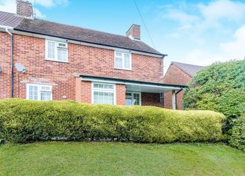 Thumbnail 5 bedroom semi-detached house for sale in Stanmore Lane, Winchester