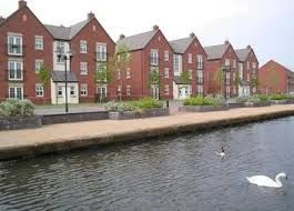 Thumbnail 2 bed flat to rent in 78 Marland Way, Stretford, Manchester