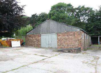 Thumbnail Barn conversion for sale in Trentham Road, Butterton, Newcastle-Under-Lyme