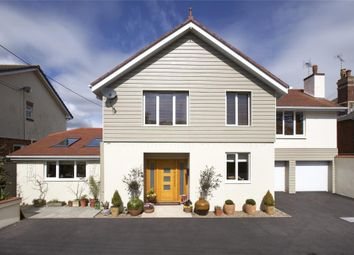 Thumbnail 4 bed detached house for sale in Coombe Road, Shaldon, Devon