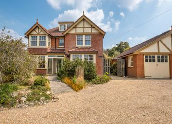 Thumbnail 5 bed detached house for sale in Colwell Road, Freshwater
