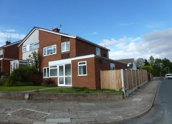 Thumbnail 4 bed semi-detached house to rent in Farndon Way, Prenton