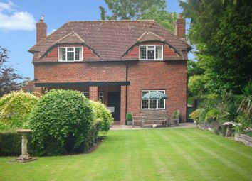 Thumbnail 3 bed detached house to rent in The Knoll, Lottage Road, Aldbourne, Marlborough