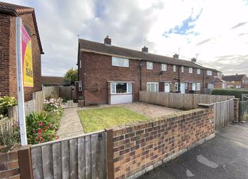 Thumbnail 2 bed end terrace house for sale in Woodville Terrace, Selby