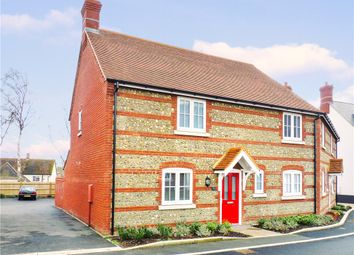 Thumbnail 3 bedroom semi-detached house to rent in Wind Whistle Way, Winterborne Kingston, Blandford Forum