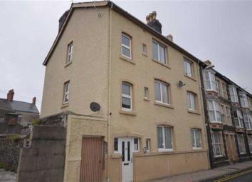 Thumbnail 3 bedroom flat for sale in Flat 3, Portland Flats, Portland Road, Aberystwyth