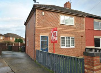 Thumbnail 3 bed semi-detached house to rent in Corona Drive, Thorne, Doncaster